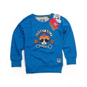 Bobby Bolt Sweater - Police...