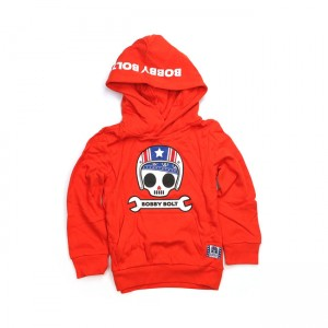 Bobby Bolt Hoodie - USA Orange