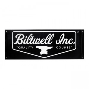 Biltwell Banner - Logo...