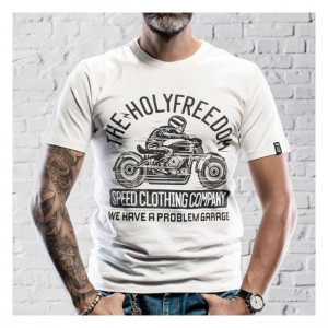 Holy Freedom T-shirt -...