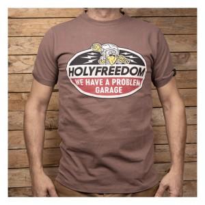 Holy Freedom T-shirt -...