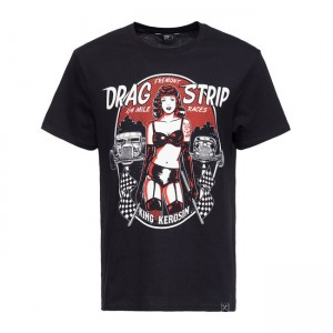 King Kerosin T-Shirt - Drag...