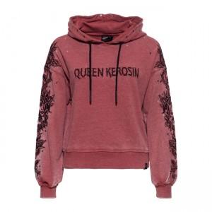 Queen Kerosin Ladies Zip...