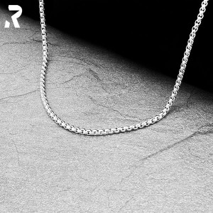 Rockyfy Necklace - Erbsenkette