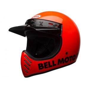Bell Helm Moto-3 - Classic...