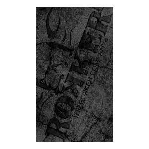 Rokker Tube - Logo Stone Dark