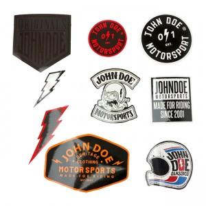 John Doe Sticker - Set