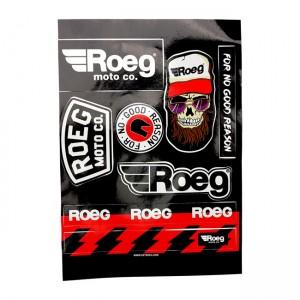 ROEG Sticker - Roeg Moto Co...