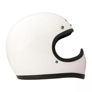 DMD Helm Racer - Weiss mit ECE