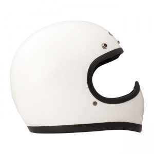 DMD Helmet Racer - White with ECE