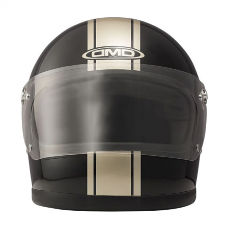 DMD Helm Rocket - Racing Schwarz/Gold mit ECE
