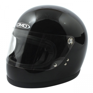 DMD Helmet Rocket - Black with ECE