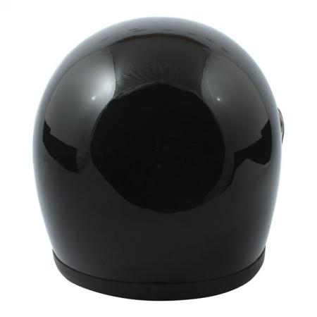 DMD Helm Rocket - Schwarz mit ECE