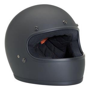 Biltwell Helmet Gringo - Flat Black