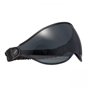 DMD Helm Visier - Goggle Smoke