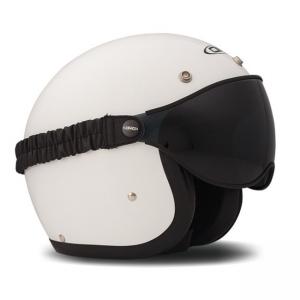 DMD Helm Visier - Goggle Smoke