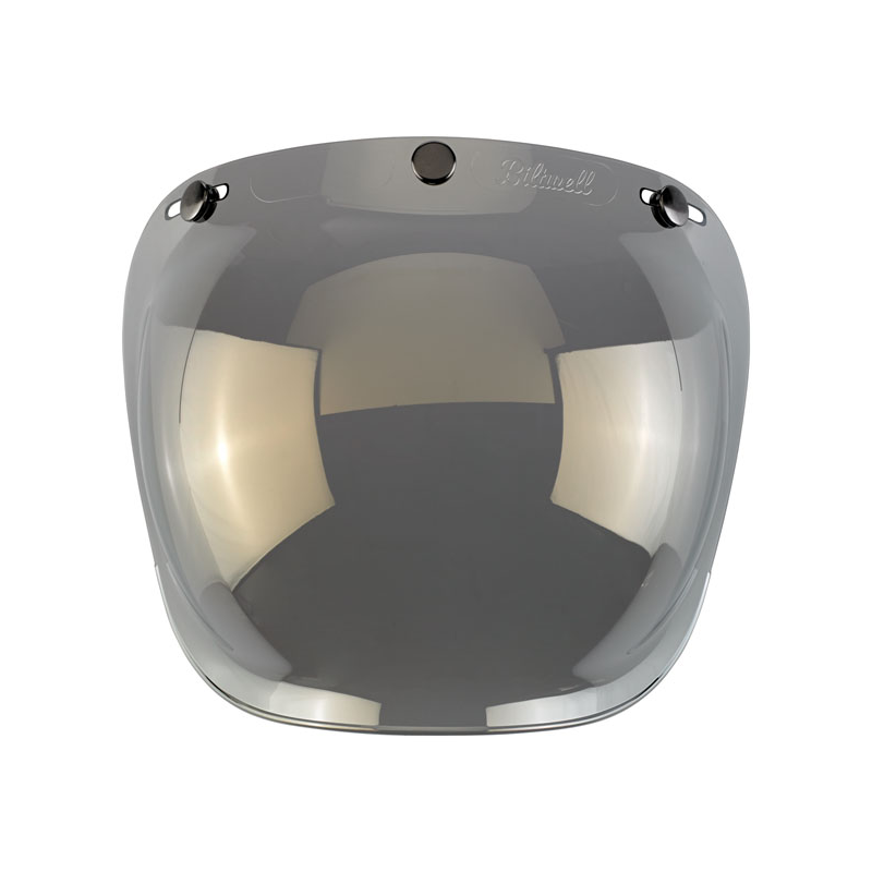 Biltwell Bubble Visier - Gold Mirror
