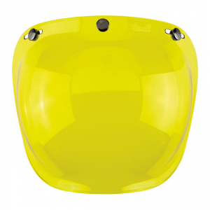 Biltwell Bubble Visor - Yellow