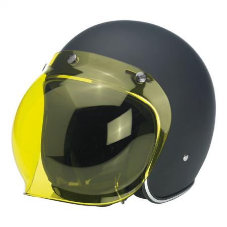 Biltwell Bubble Visier - Yellow