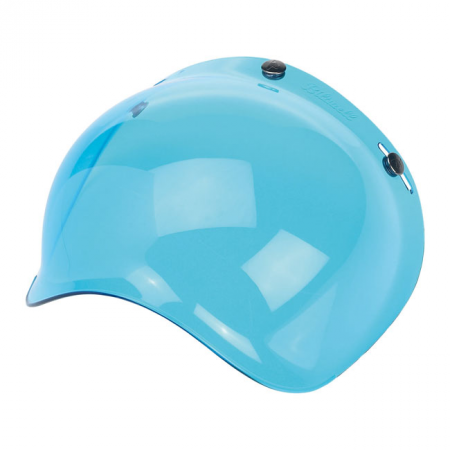 Biltwell Bubble Visier - Blue