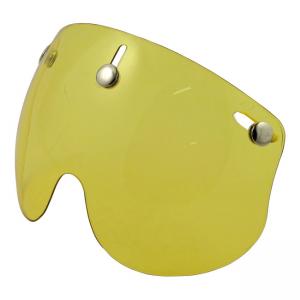 Bandit Jet Helmet Visor Short - Yellow