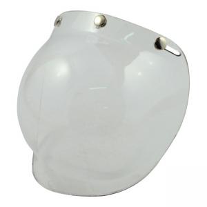 Bandit Jet Helmet Bubble Visor - Clear