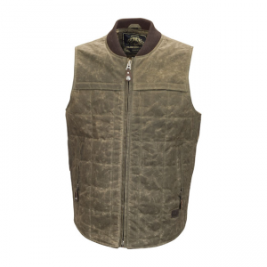 Roland Sands Vest - Ringo Brown