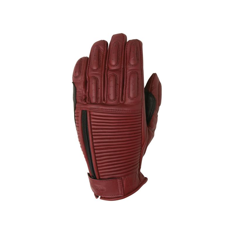 Roland Sands Design Frauen Handschuhe - Gezel Rot