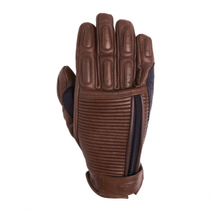 Roland Sands Design Ladies Gloves - Gezel Tobacco
