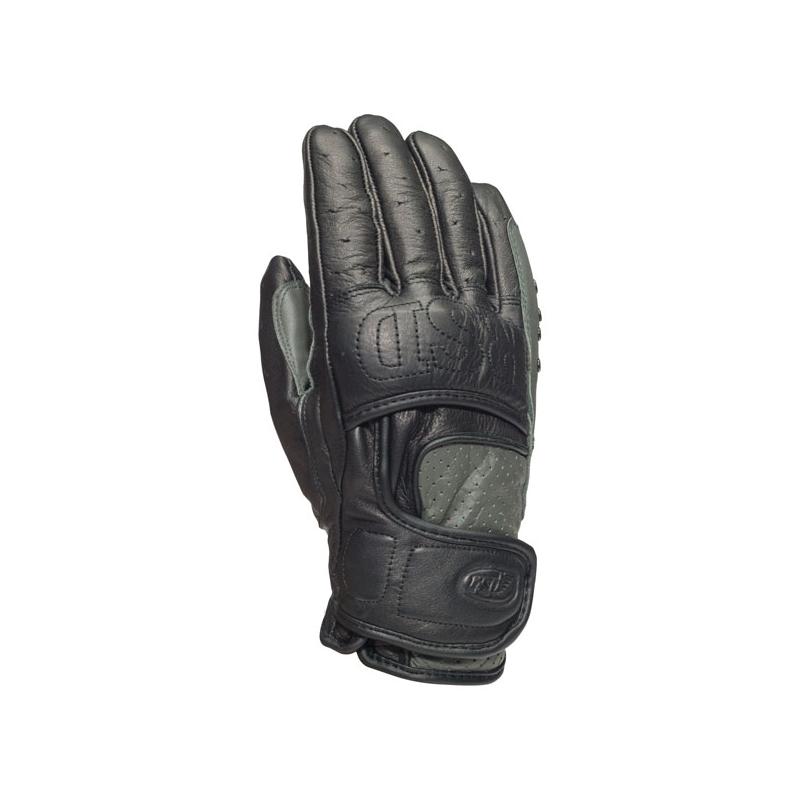 Roland Sands Design Handschuhe - Mission Schwarz