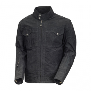 Roland Sands Jacket - Tracker Black