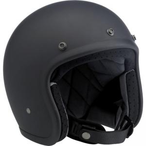 Biltwell Helmet Bonanza - Flat Black