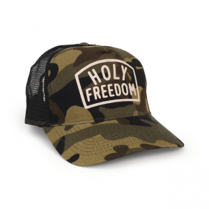 Holy Freedom Cap - HF United Camo