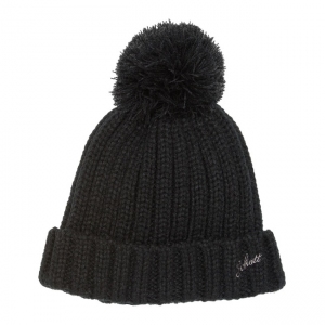 Schott NYC Beanie - Bosten Black