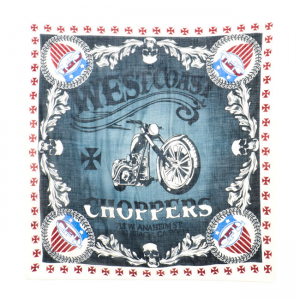 West Coast Choppers Bandana - Chief