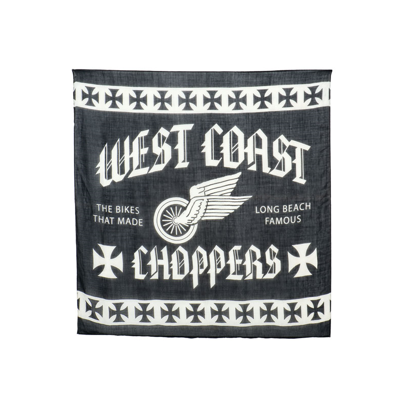 West Coast Choppers Bandana - Wings