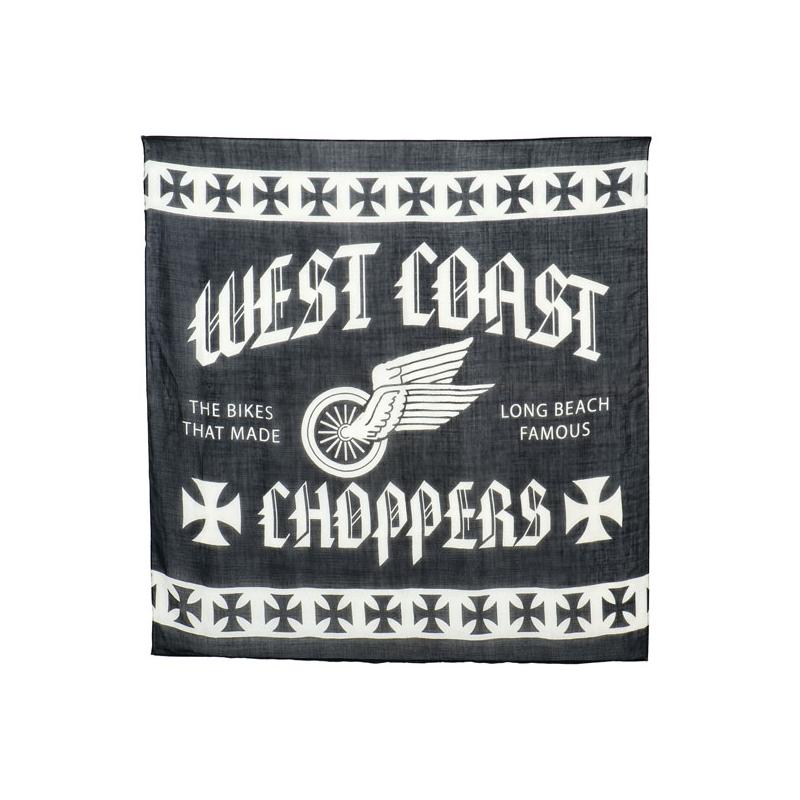 West Coast Choppers Bandana - Wings