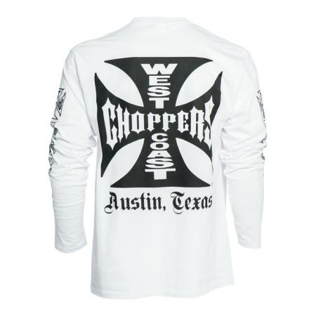 West Coast Choppers Longsleeve - El Jefe