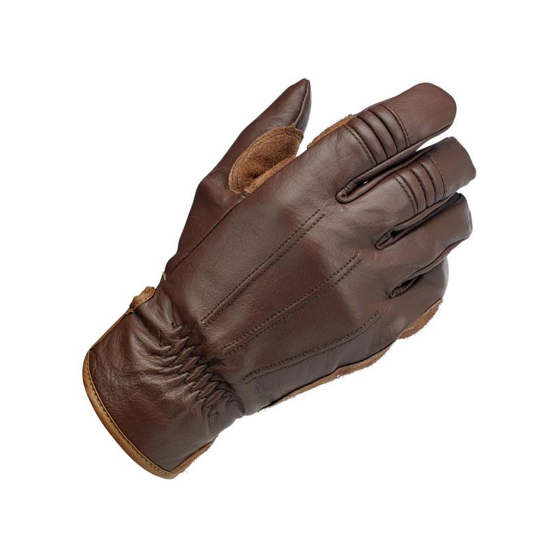 Biltwell Gloves - Work Chocolate