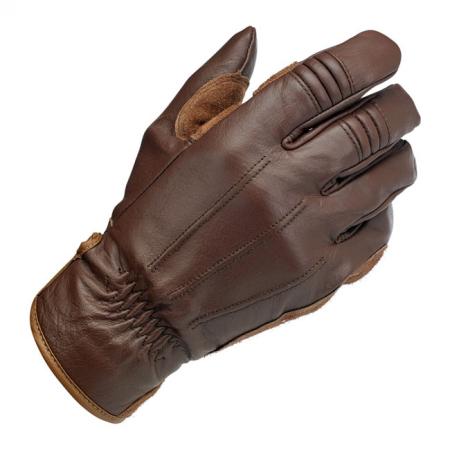 Biltwell Handschuhe - Work Braun