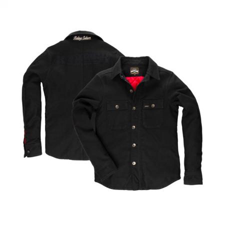 Rokker Hemd - Black Jack Rider
