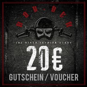 20 EUR Geschenkgutschein