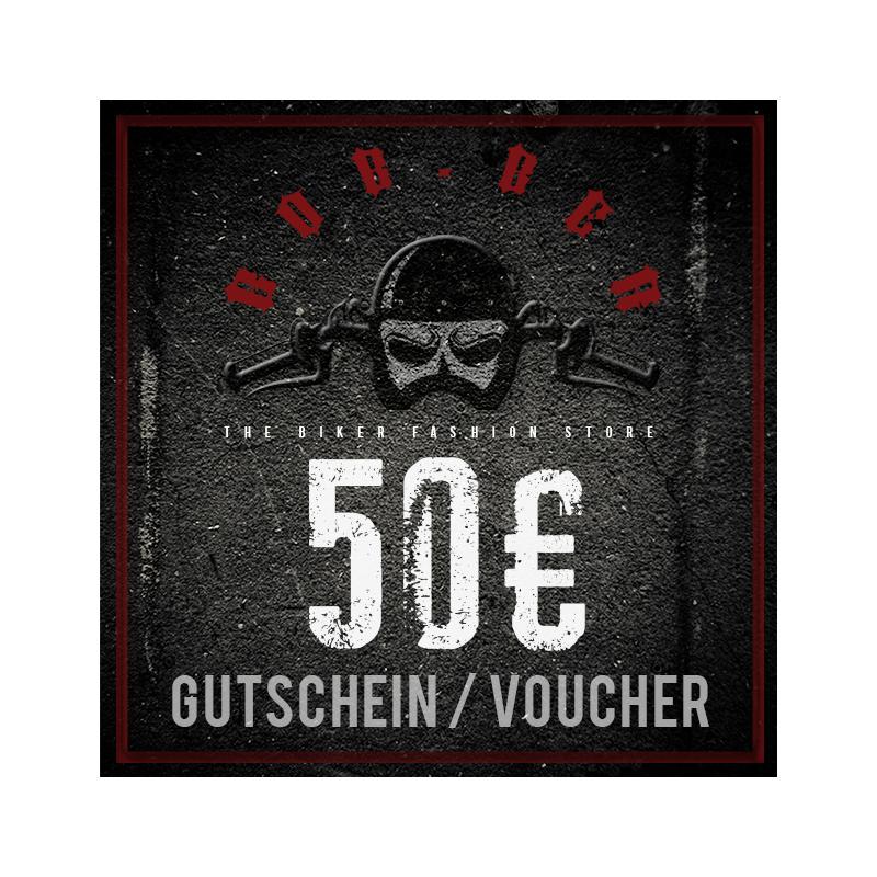 50 EUR Geschenkgutschein
