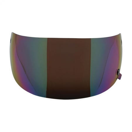 Biltwell Gringo S Visier - Rainbow Mirror