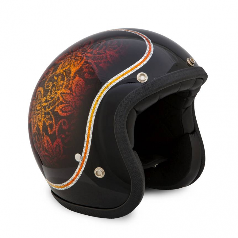 70s Helmet Superflake - So Cal Sunset 2016 with ECE
