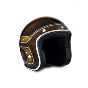70s Helmet Superflake - Classic Vintage with ECE