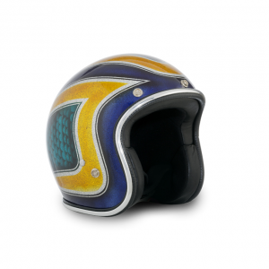70s Helmet Superflake - Scallops 2012 with ECE