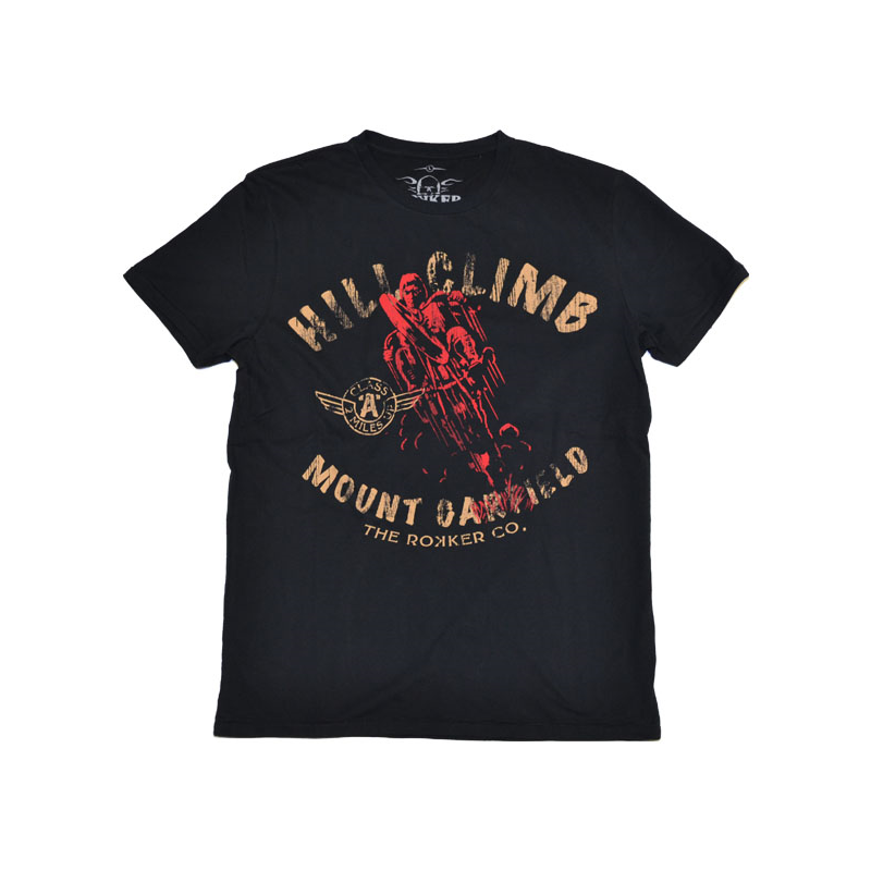 Rokker T-Shirt - Hill Climb