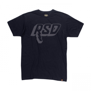 Roland Sands Design T-Shirt - Bolt Black
