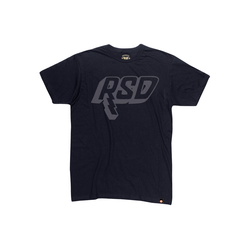 Roland Sands Design T-Shirt - Bolt Schwarz